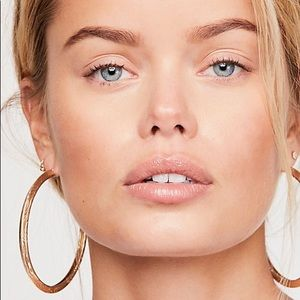 Free People Hoop Earrings